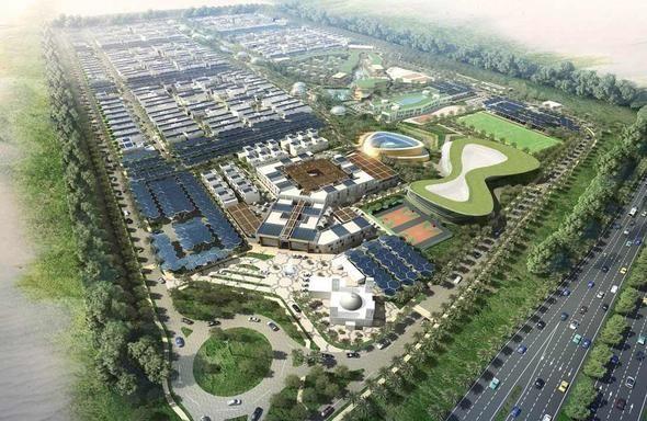 Birleşik Arap Emirlikleri  teknolojik şehir kuruyor! - Page 4