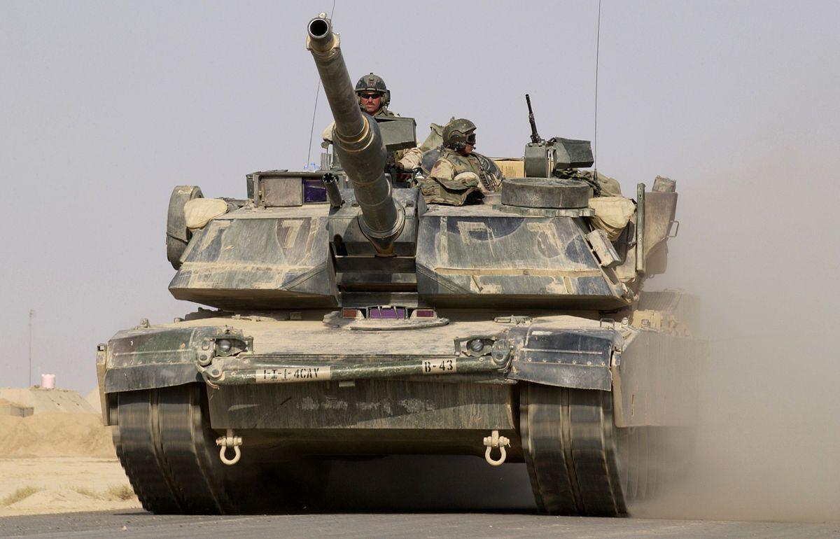 Dünyanın en güçlü tankları! - Page 1