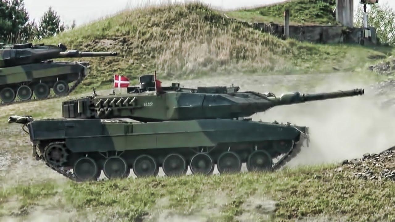 Dünyanın en güçlü tankları!