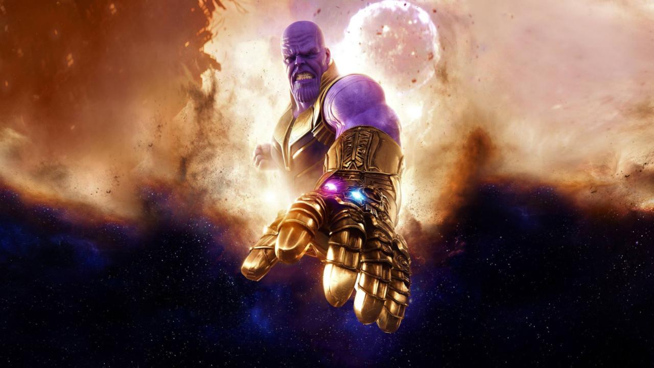 Thanos Los Santos'a bela olmaya geliyor!