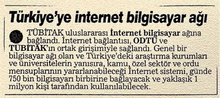 İnternetin ilk paylaşımları! - Page 2
