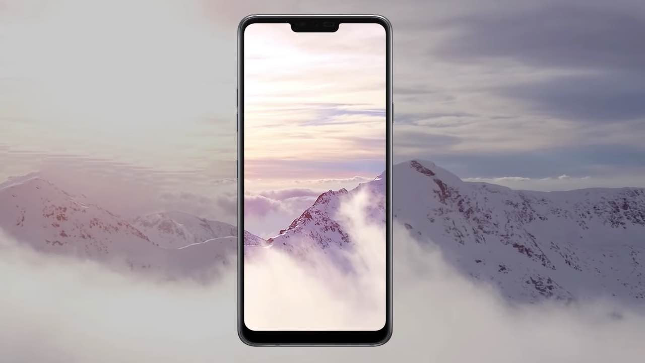 LG G7 ThinQ'in yeni görselleri - 2