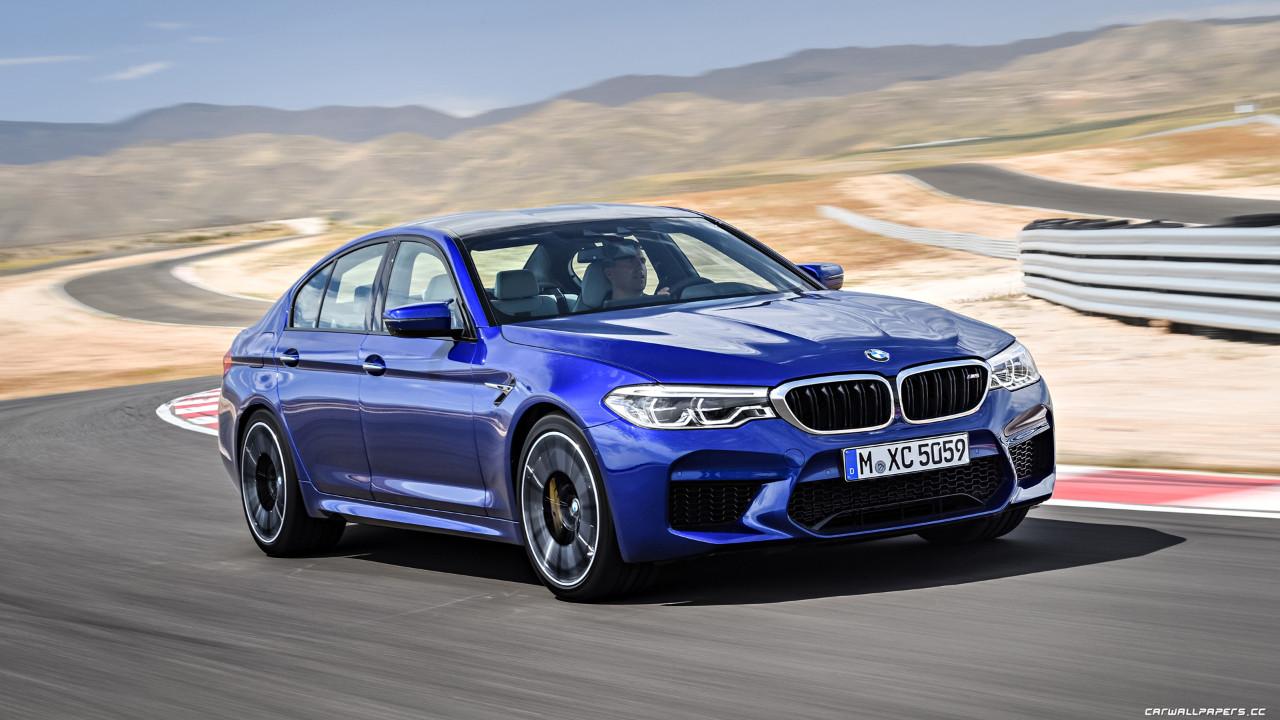 Yeni BMW M5 sektörün tozunu attırmaya geliyor!