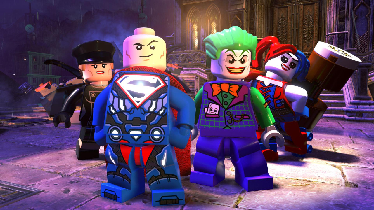 LEGO DC Super Villains tanıtıldı!