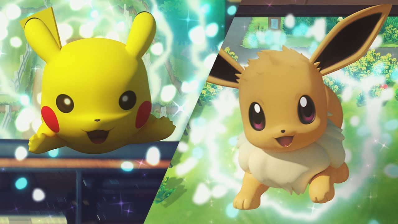 Pokemon: Let's Go duyuruldu!