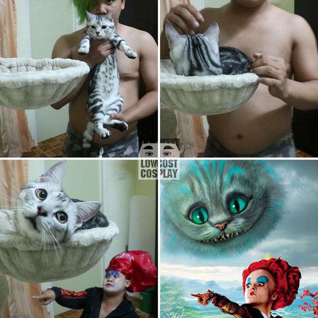 Fakir cosplay tutkunu sosyal medyayı salladı! - Page 2