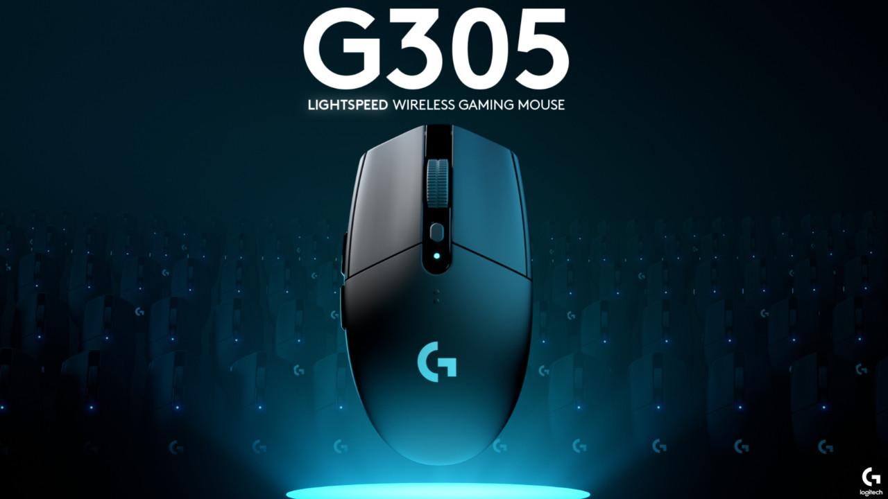 Logitech G, kablosuz oyun faresi G305'i tanıttı!