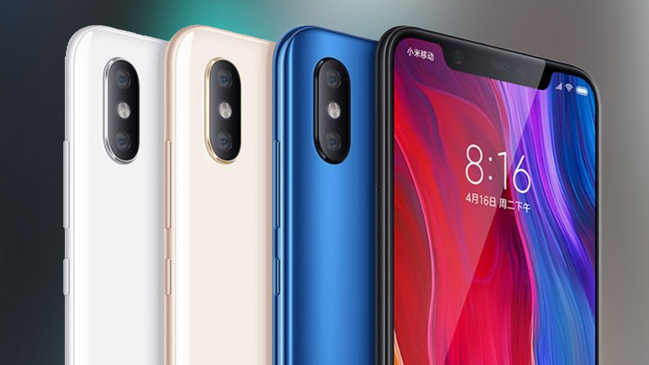 Xiaomi Mi 8 DxOMark testine girdi