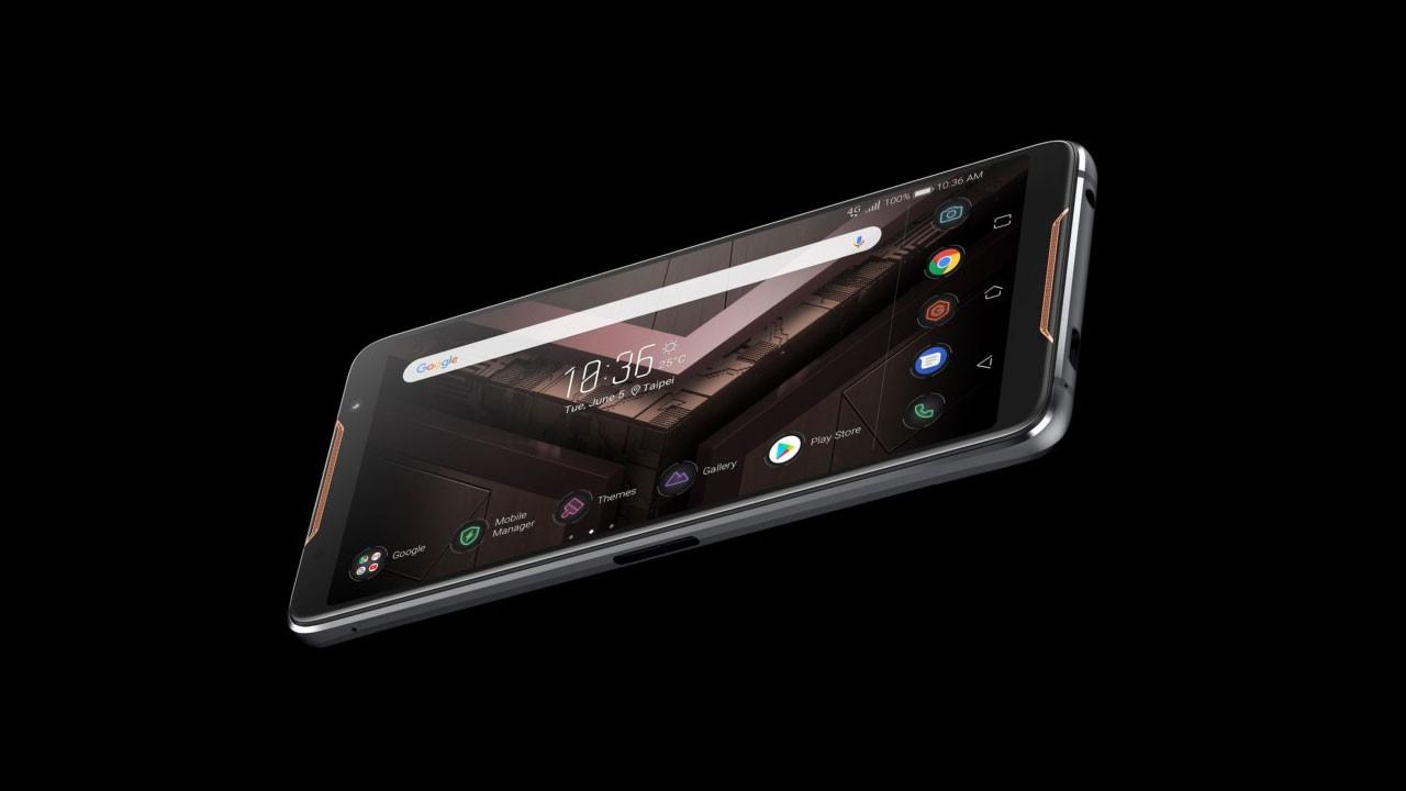 Oyun canavarı Asus ROG Phone tanıtıldı