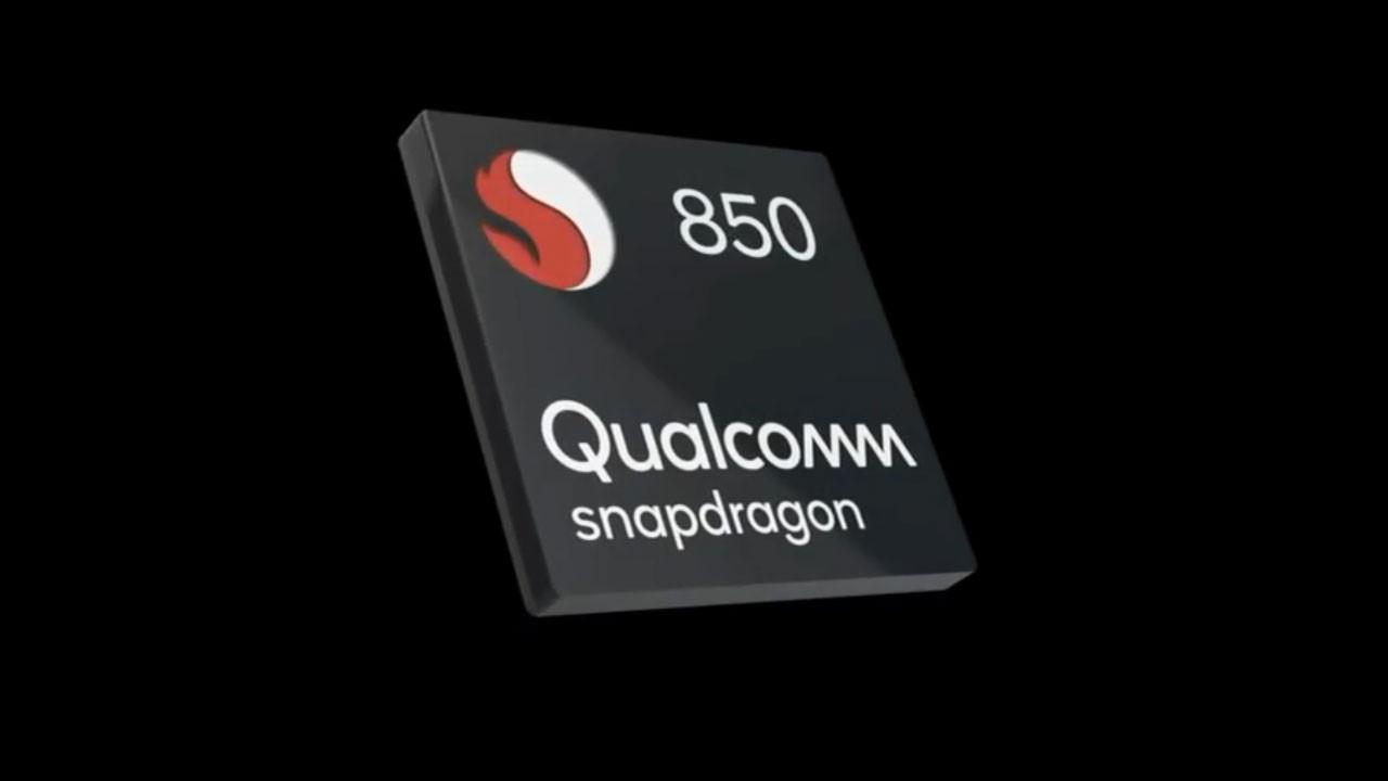 Oualcomm, Snapdragon 850 işlemcisini duyurdu