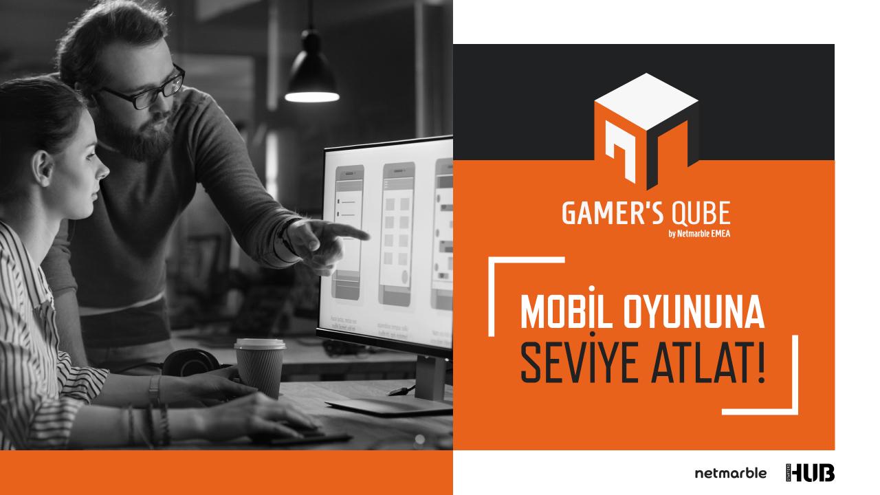 Gamer's Qube Türk oyun geliştiricilerini dünyaya taşıyacak!