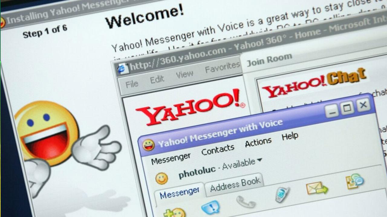 Yahoo Messenger tarihe karışıyor