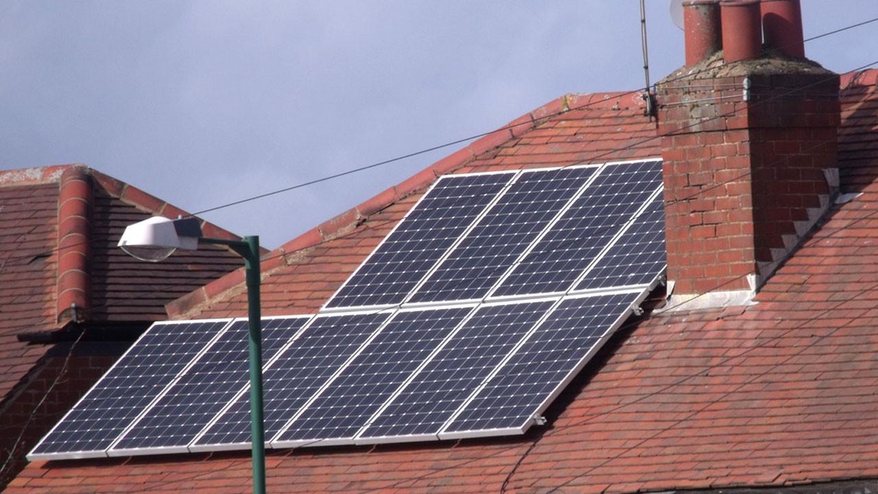 Çatıda elektrik üretene vergi istisnası geldi
