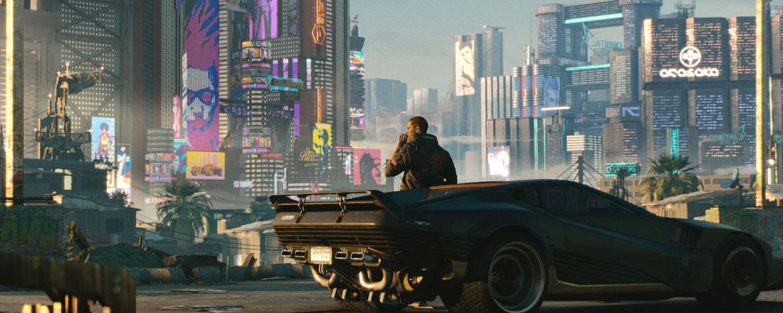 CyberPunk 2077 ile geleceğe gidiyoruz