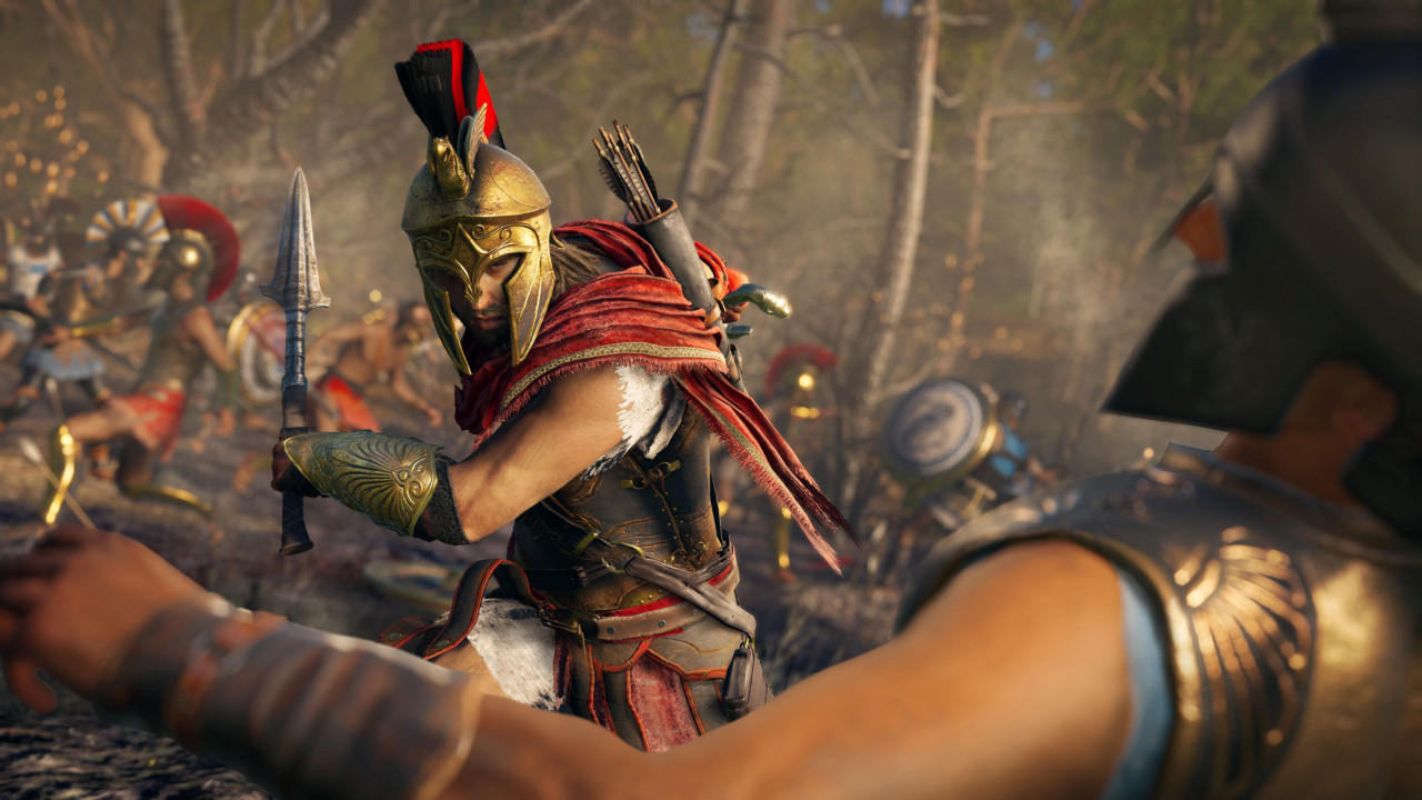 Assassin's Creed: Odyssey'den ilk video geldi!
