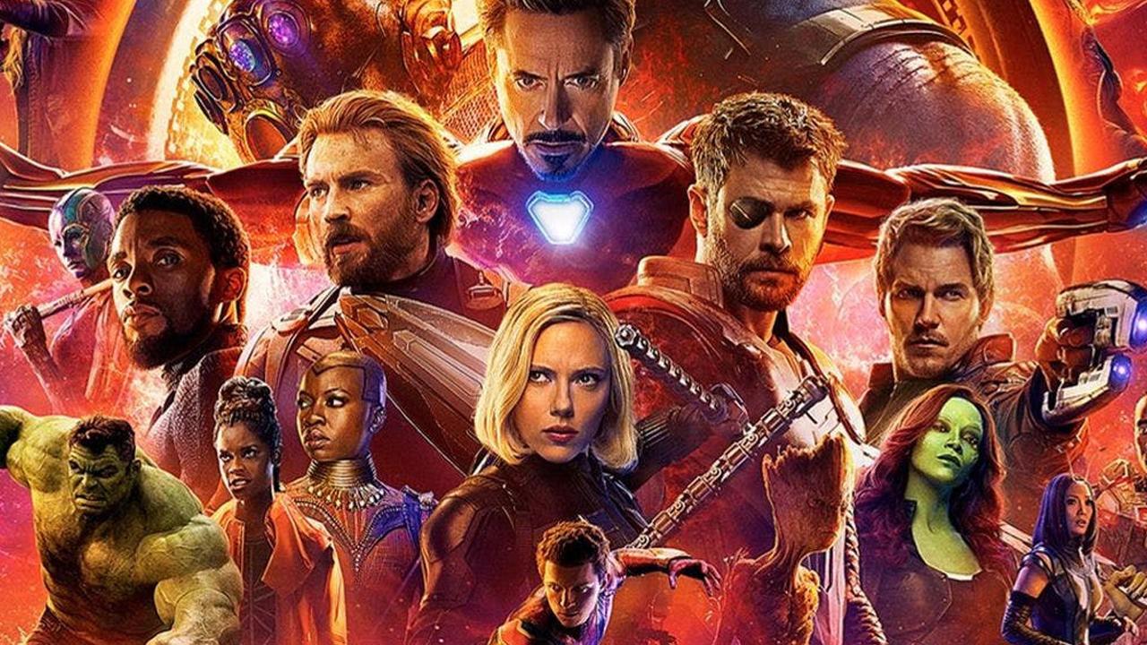 Avengers Infinity War'dan rekor geldi!