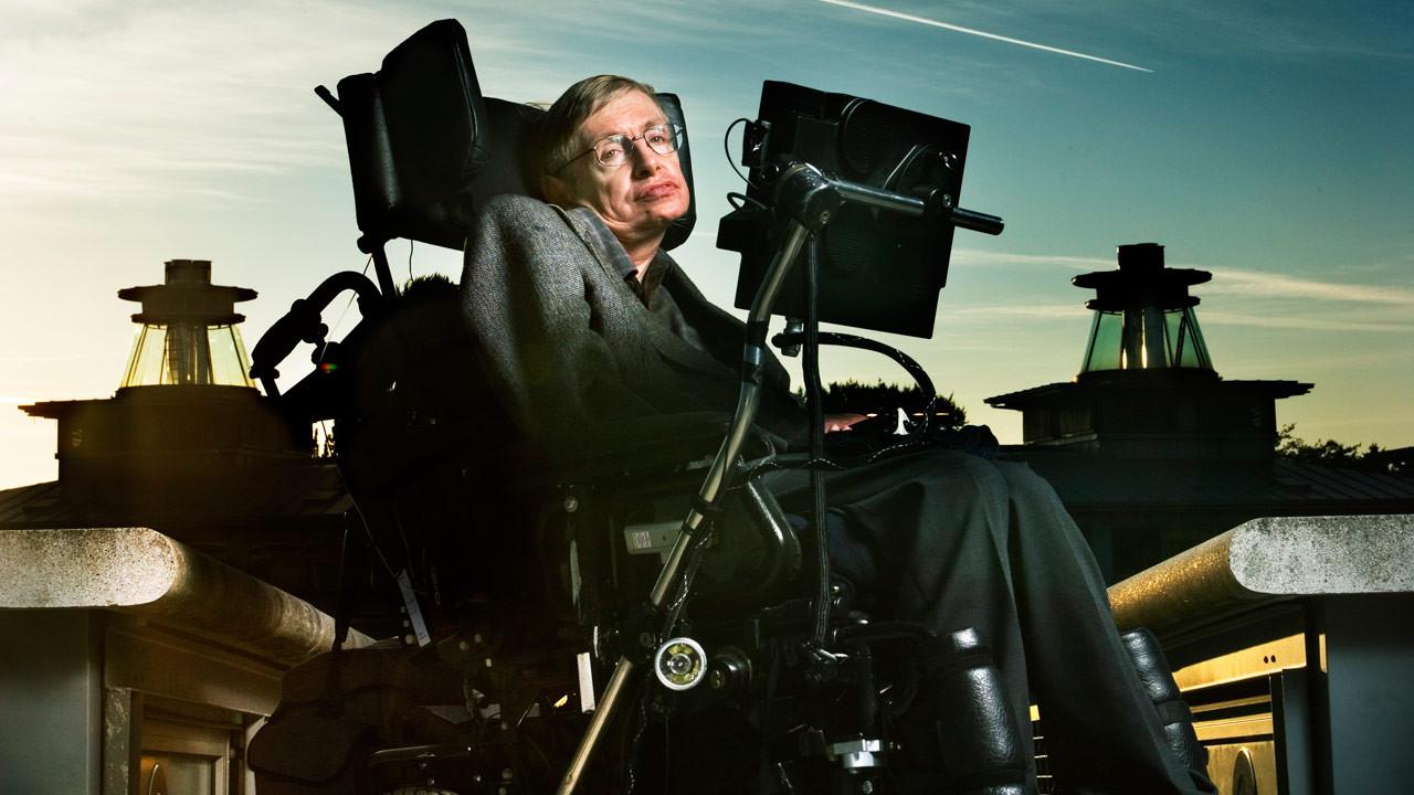Stephen Hawking'in ses kaydı kara deliğe gönderildi
