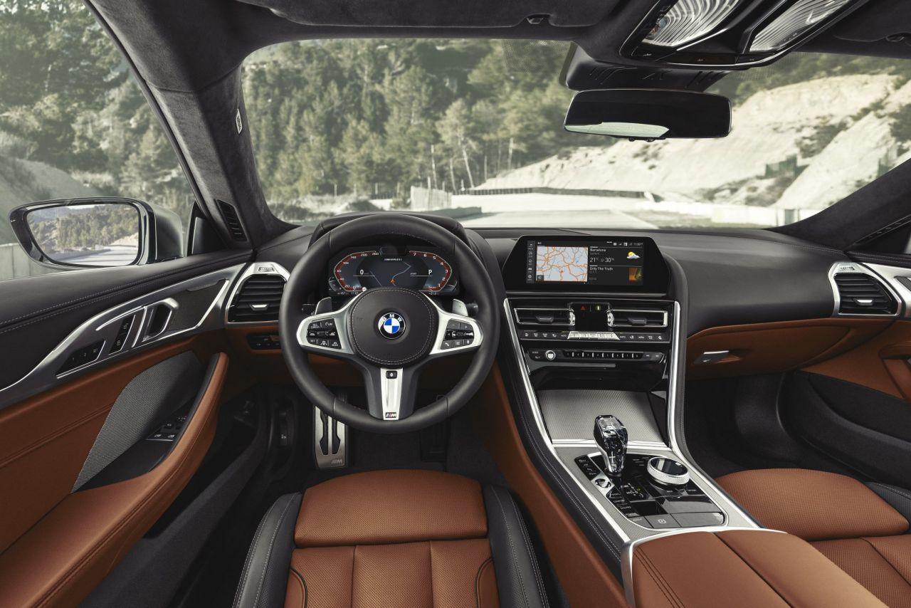 Yeni BMW 8 Serisi Coupe fotoğrafları - Page 4