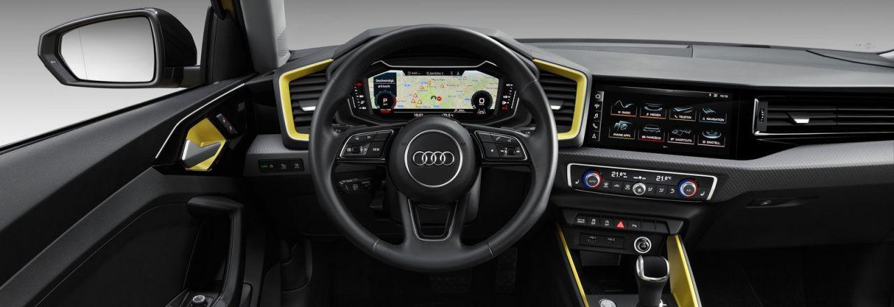 2019 model Audi A1 fotoğrafları - Page 1