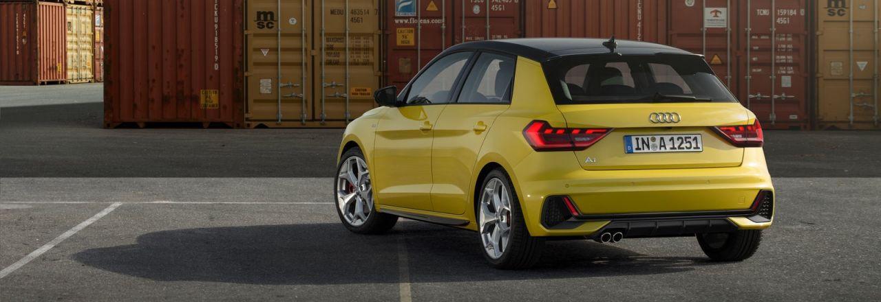 2019 model Audi A1 fotoğrafları - Page 2