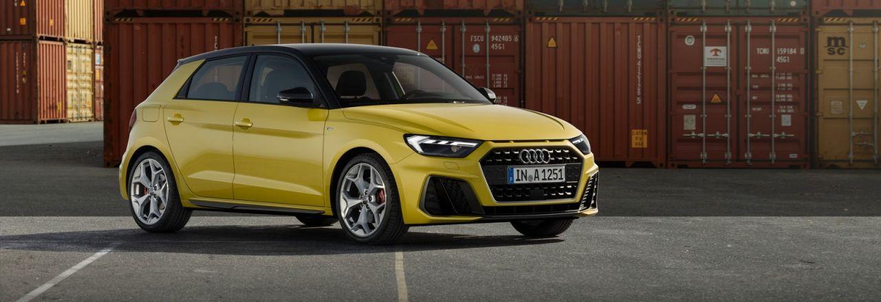 2019 model Audi A1 fotoğrafları - Page 3
