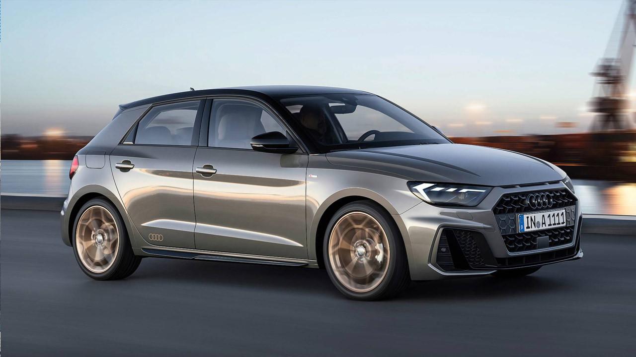 2019 model Audi A1 fotoğrafları