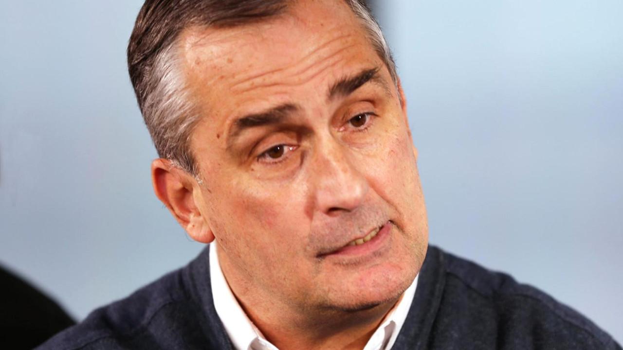 Intel'in CEO'su gönül ilişkisinden dolayı istifa etti!