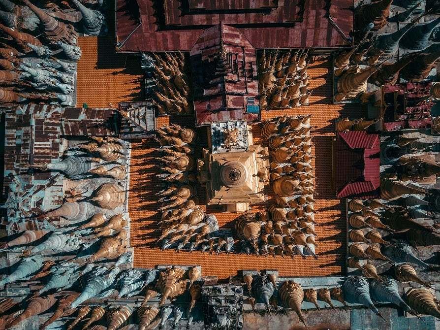 Drone ile çekilmiş ilginç fotoğraflar! - Page 2