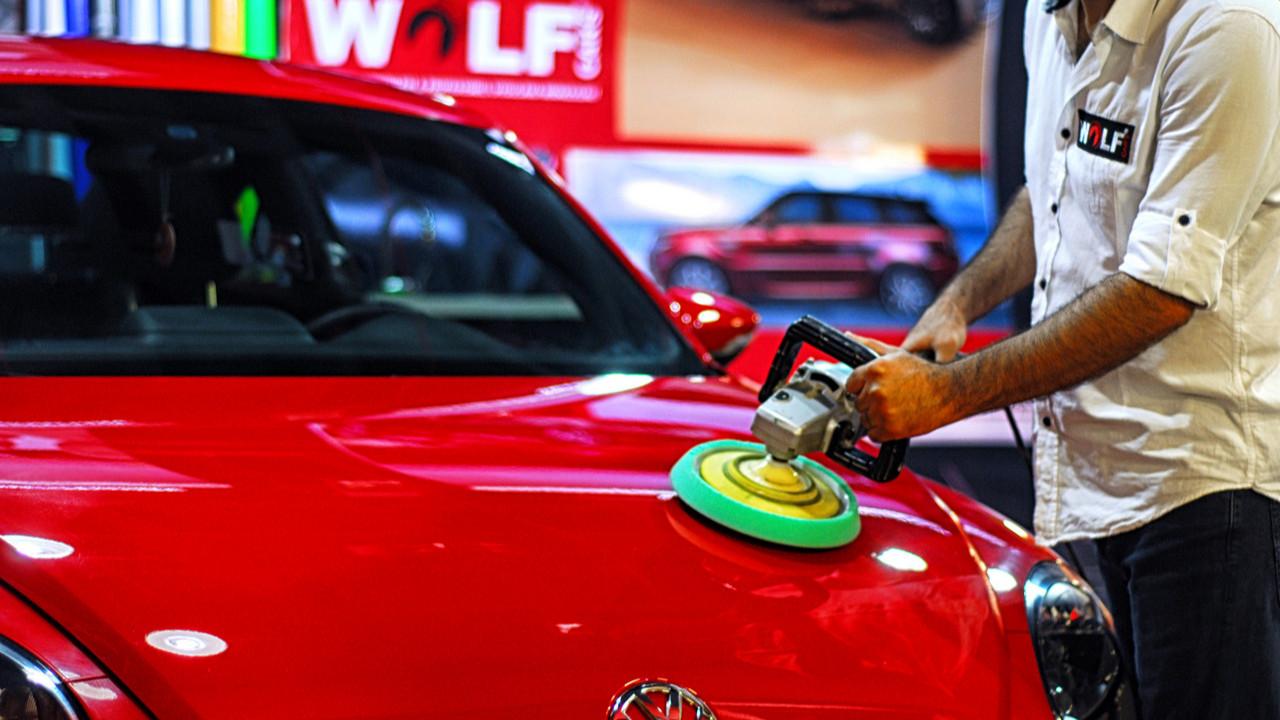 Soyulabilir otomobil boyası üretildi!