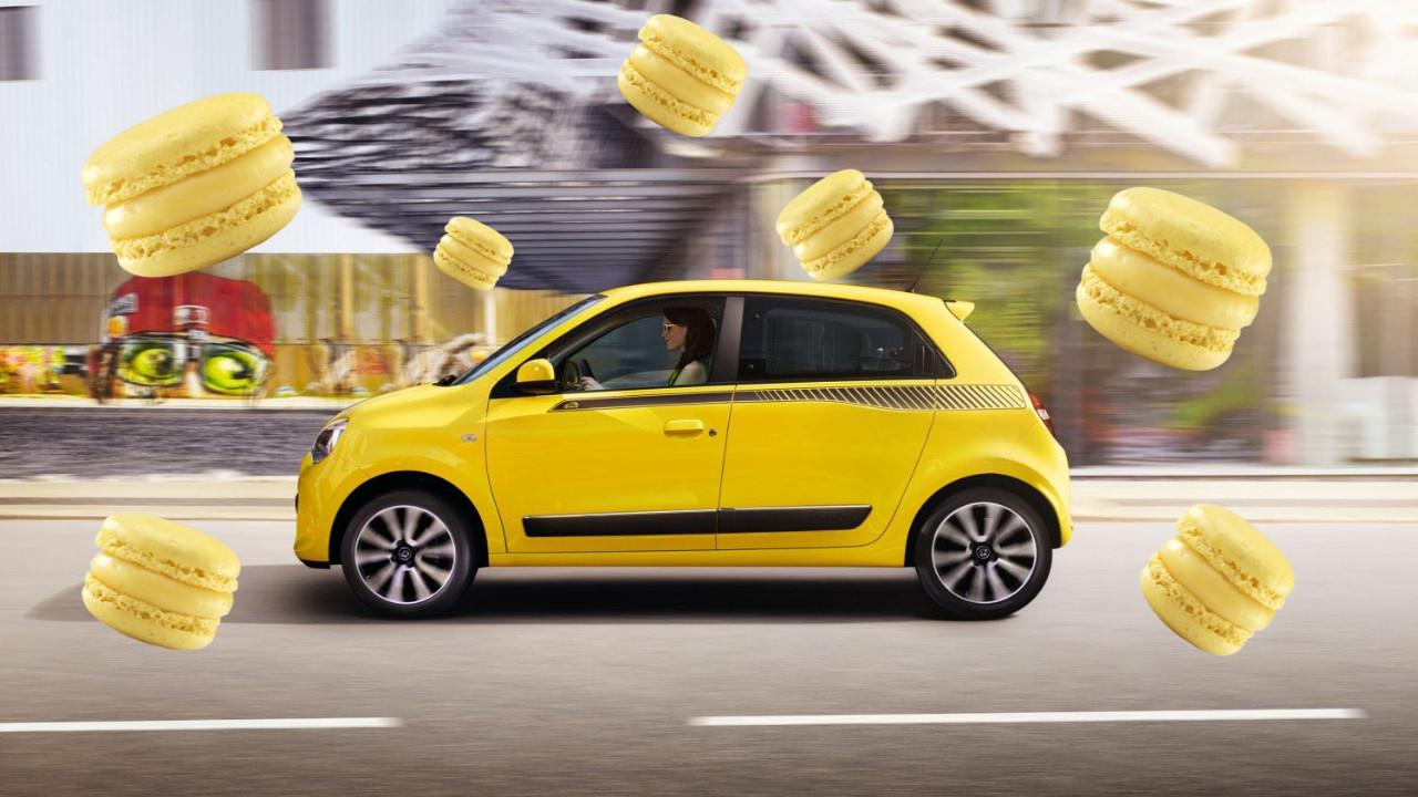 Renault'tan tatlı mı tatlı bir otomobil!
