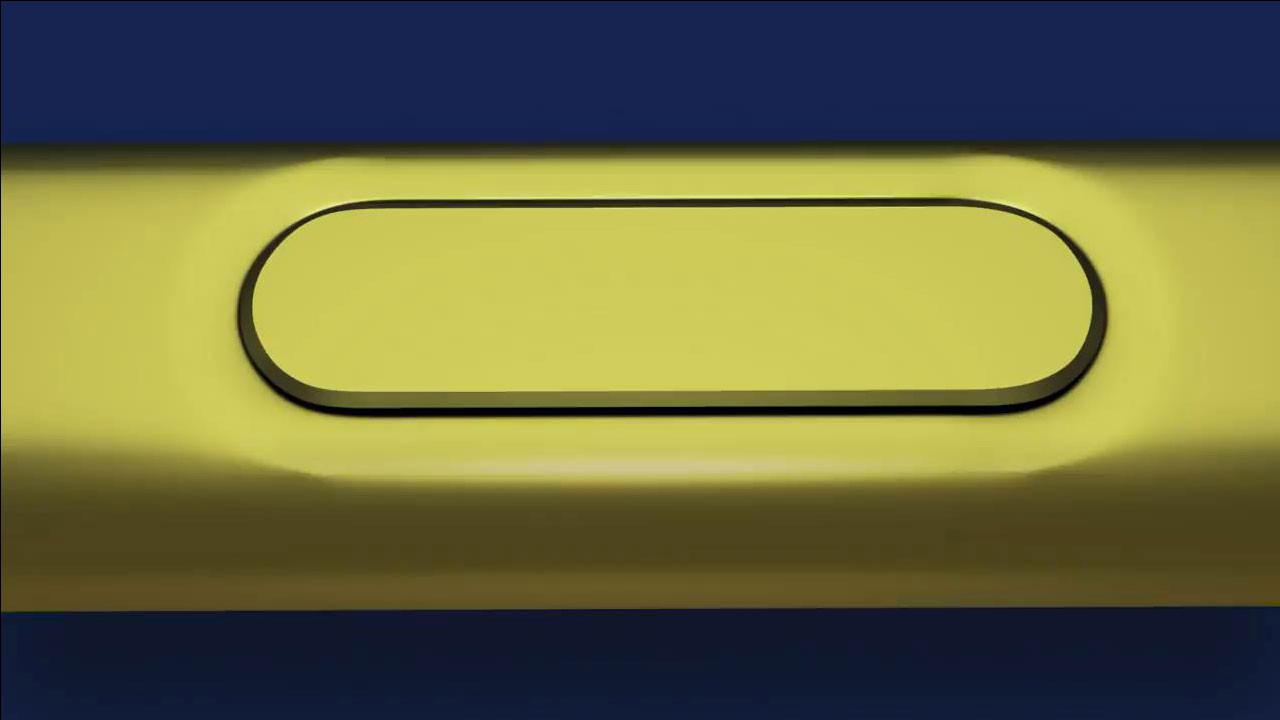 Samsung Galaxy Note 9 etkinliği tanıtım videosu