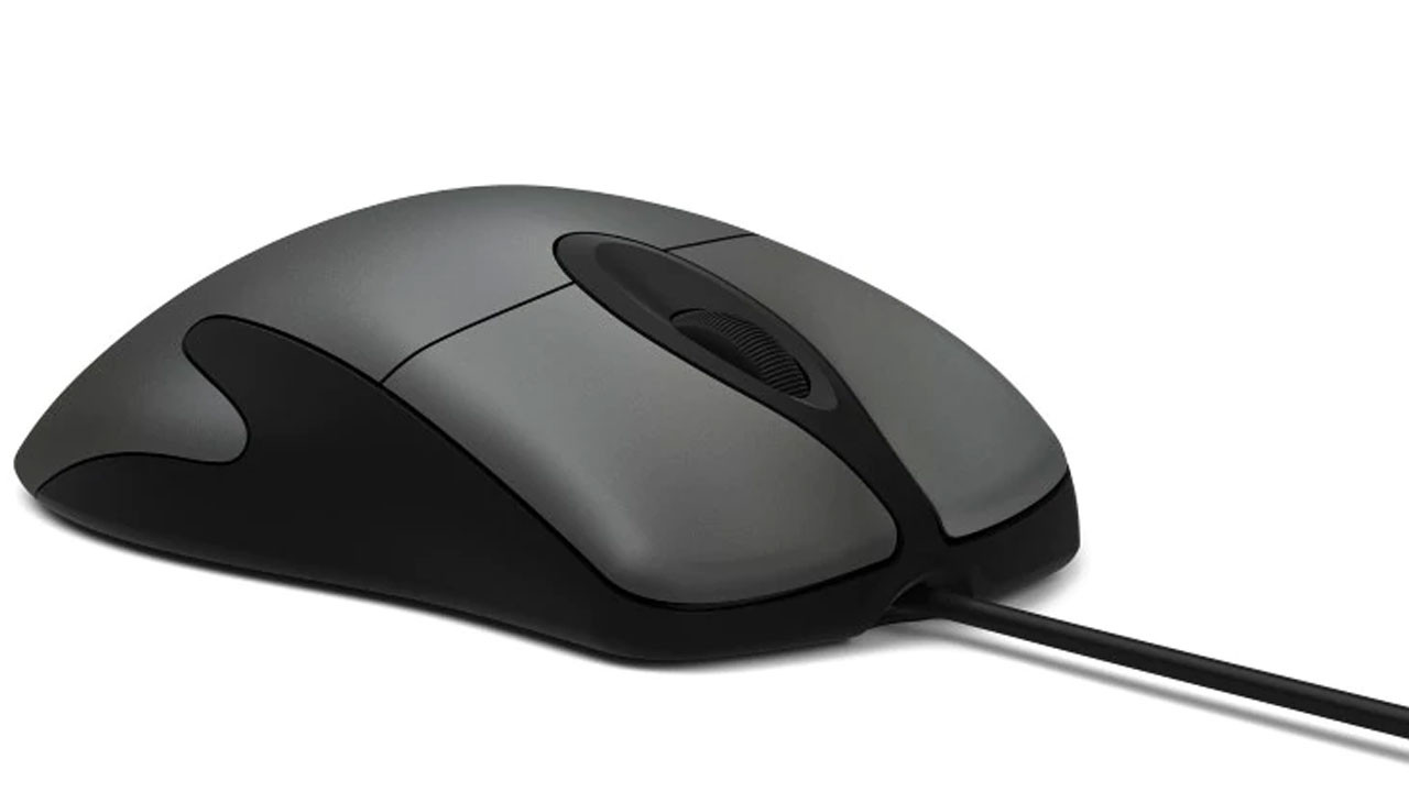 Microsoft Classic IntelliMouse video