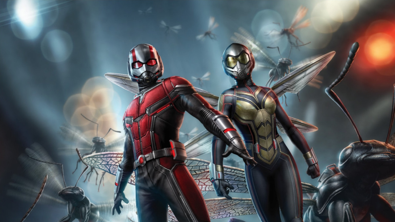 Ant-Man and the Wasp İnceleme!