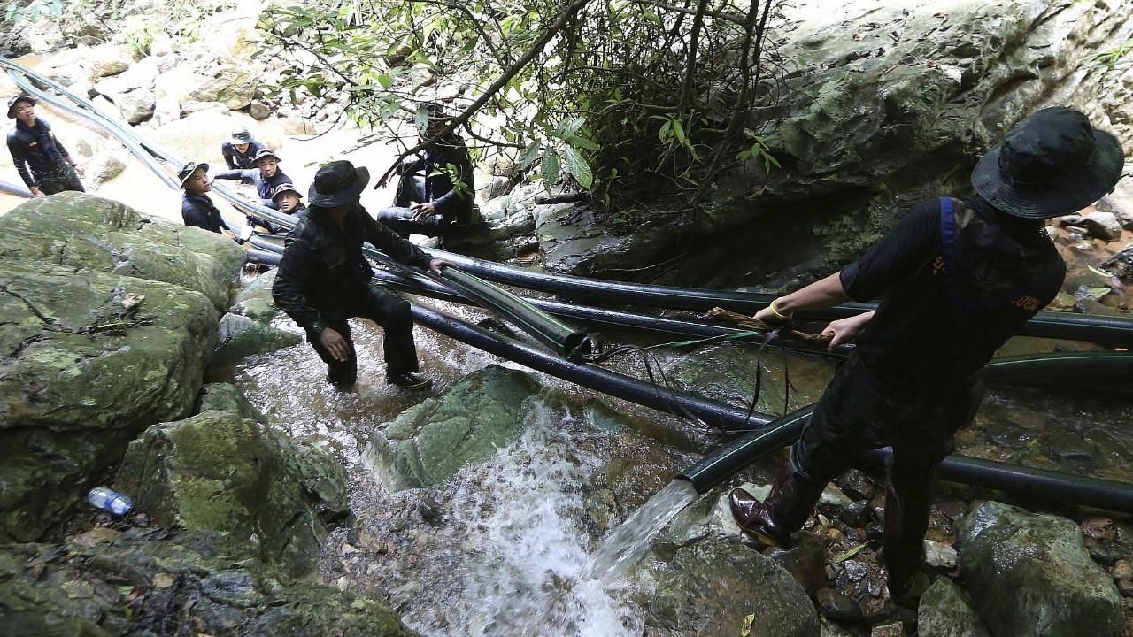 Tayland'da mahsur kalan çocuklar için ikinci operasyon!