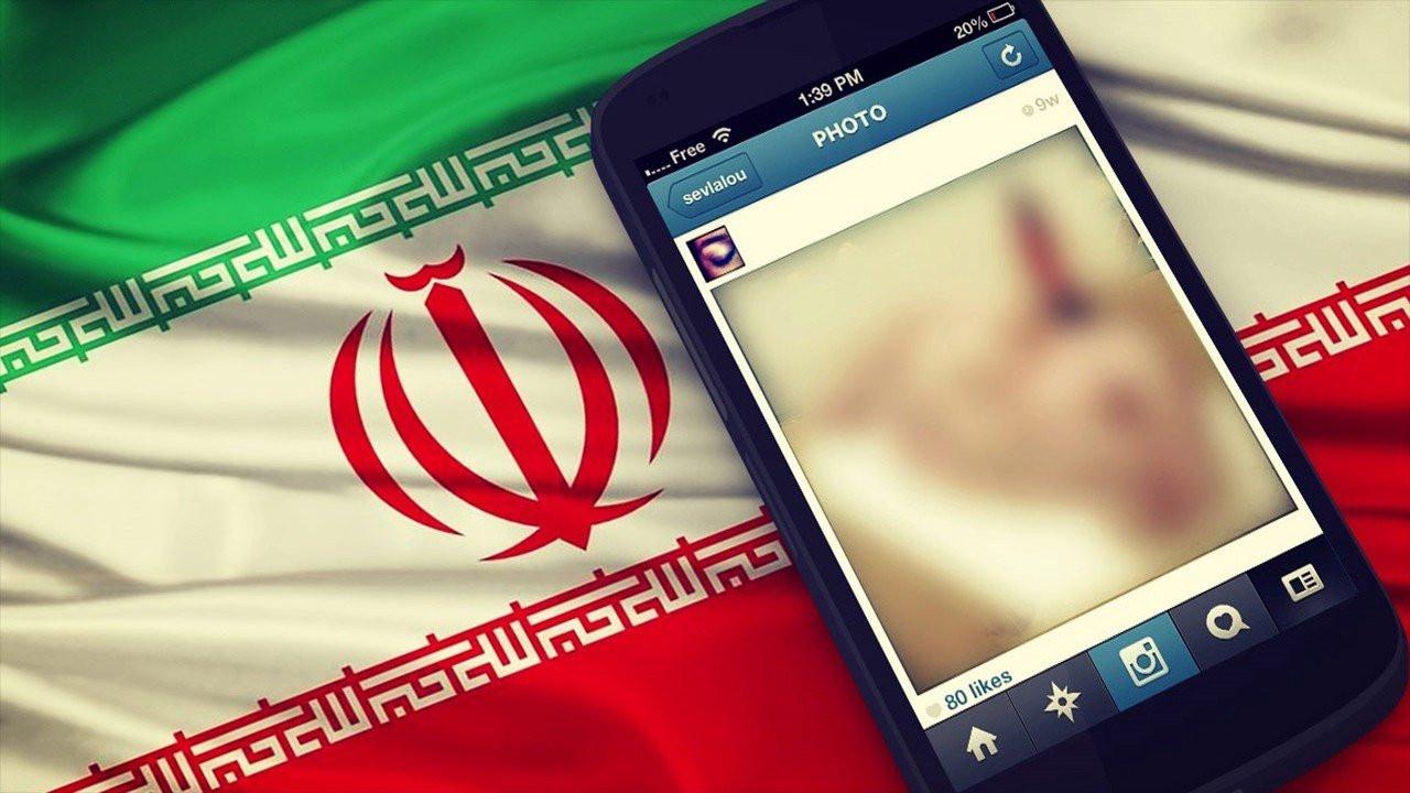 Instagram konusunda İran'dan ilk gözaltı!
