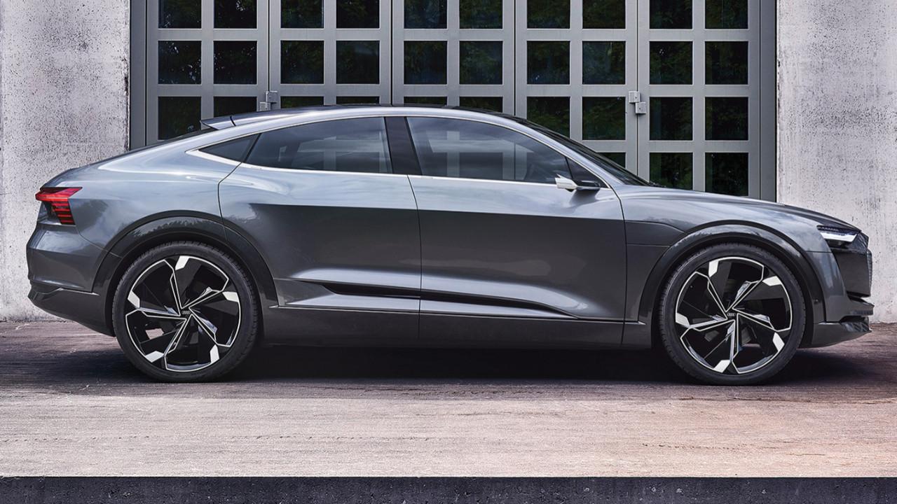 Audi E-Tron hakkında yeni detaylar geldi!