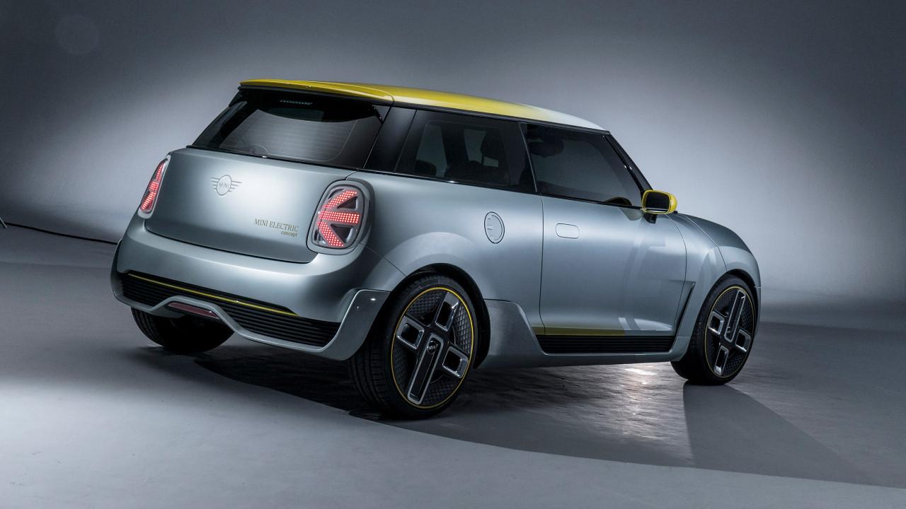Mini Cooper'dan elektrikli araba müjdesi!