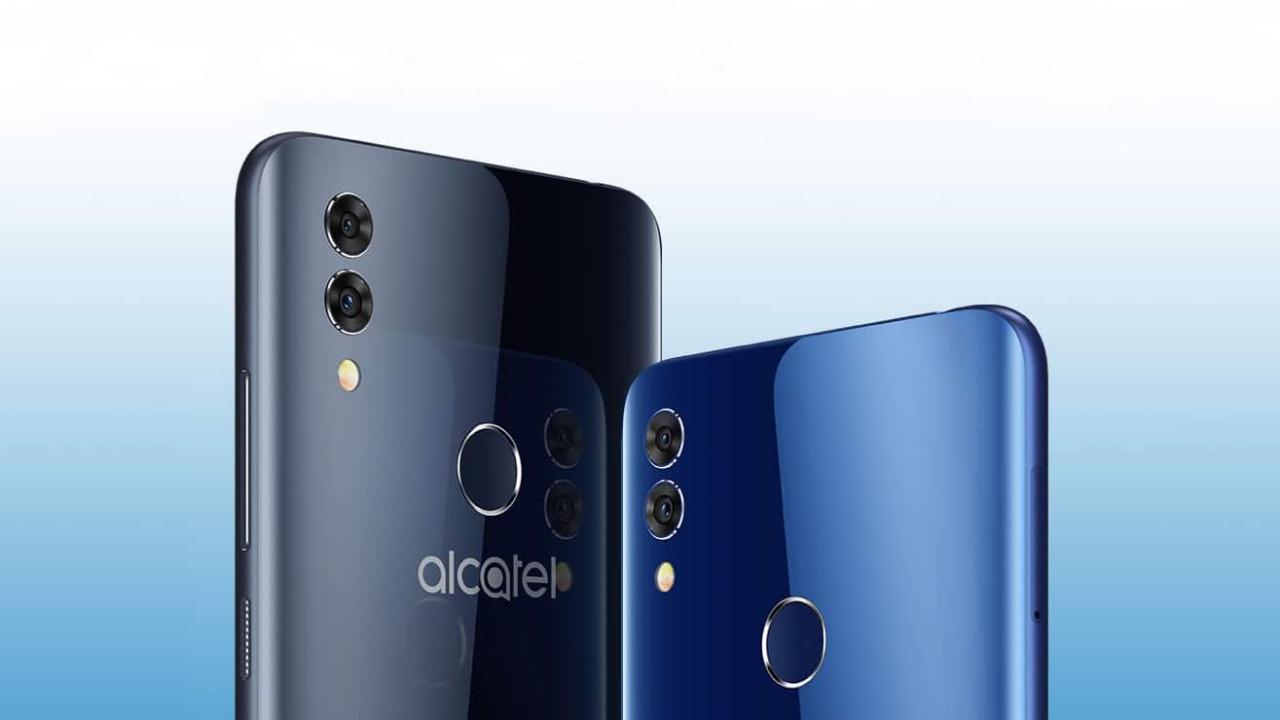 Bütçe dostu Alcatel 5V tanıtıldı!
