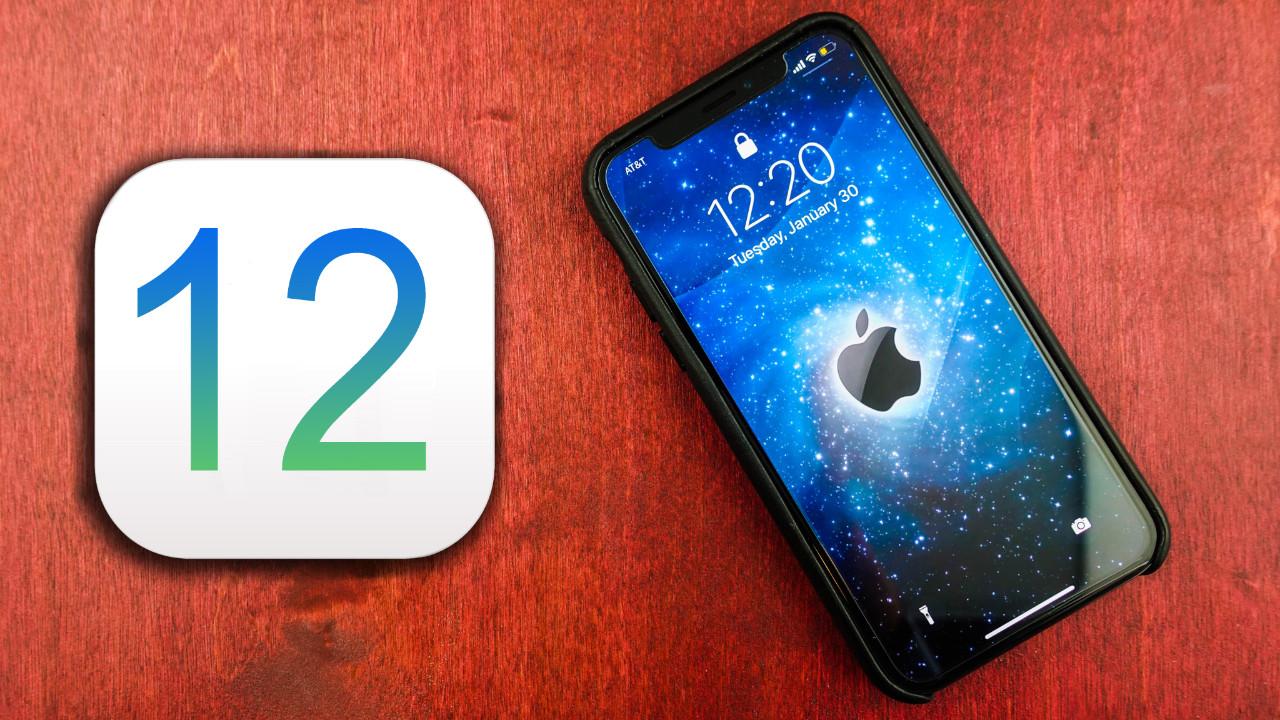 iOS 12'nin yeni beta sürümü yayınlandı!