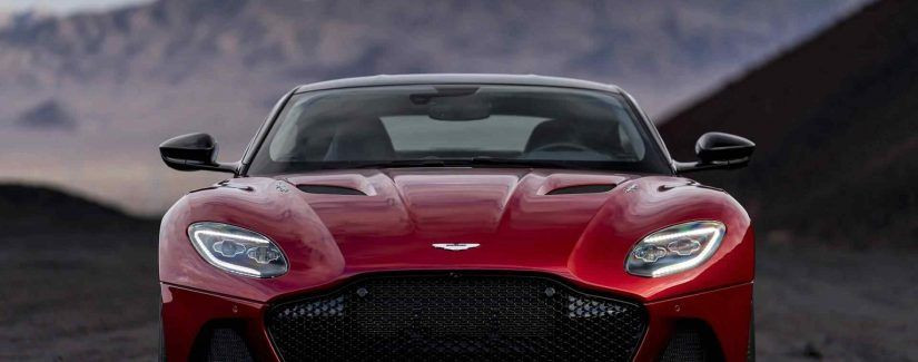 Aston Martin'den yeni asfalt canavarı! - Page 1