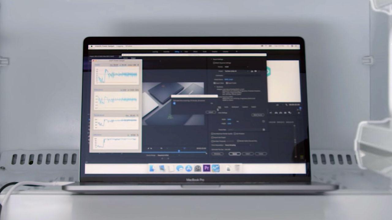 Yeni MacBook Pro aşırı ısınıyor!