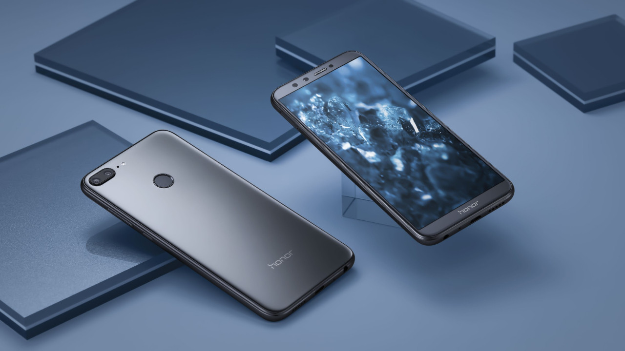 Huawei Honor 9N tanıtıldı!