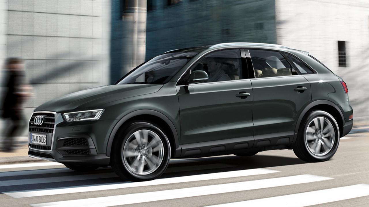 Audi Q3 tanıtıldı!