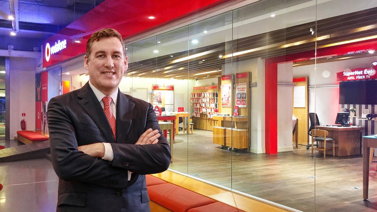 Vodafone Türkiye 2018-19 birinci çeyrek sonuçlarını açıkladı!