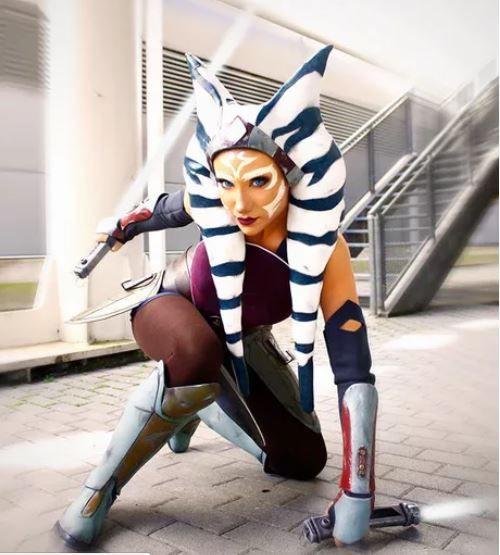 En başarılı cosplay çalışmaları! - Page 3