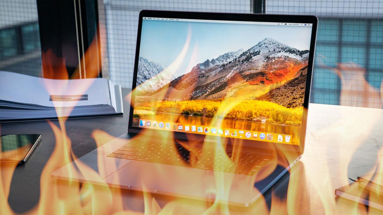 Apple MacBook Pro sorununu kabul etti