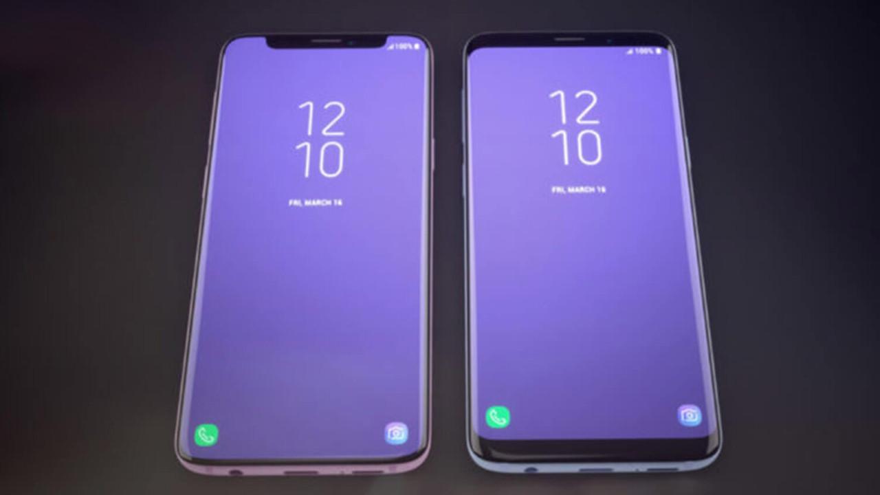 Samsung kırılmaz ekran geliştiriyor!