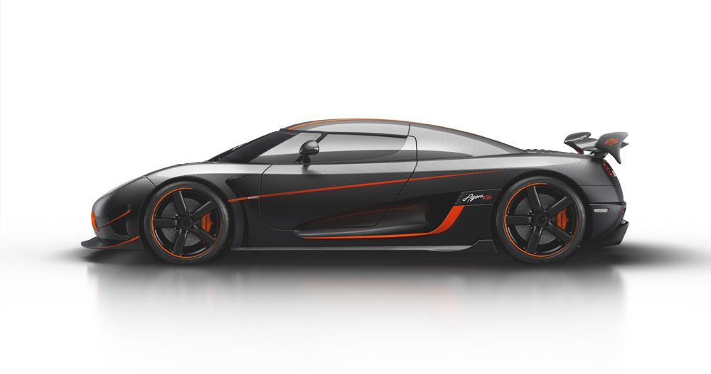 Dünyanın en hızlı 10 otomobili! -2018 - Page 1