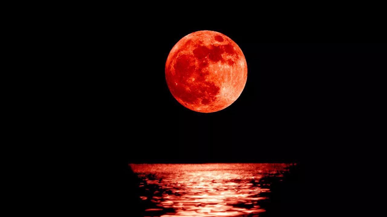 27 Temmuz kanlı ay tutulması Türkiye'den izlenebilecek mi?