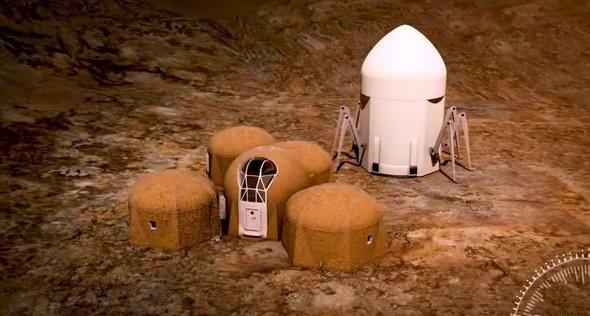 İşte Mars'a yapılacak konutlar! - Page 3